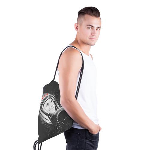 Рюкзак-мешок 3D  Фото 03, Гагарин 6