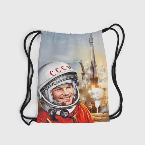 Рюкзак-мешок 3D  Фото 04, Гагарин 8