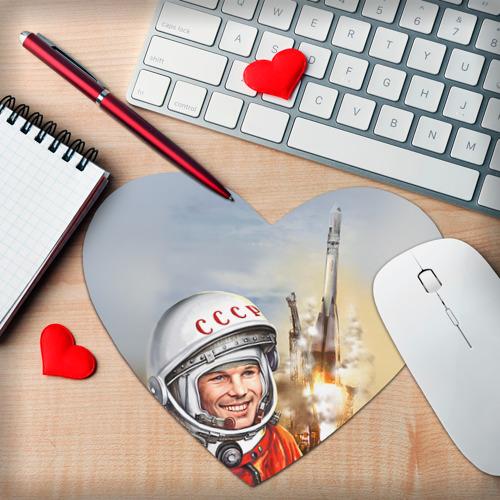 Коврик сердце  Фото 02, Гагарин 8