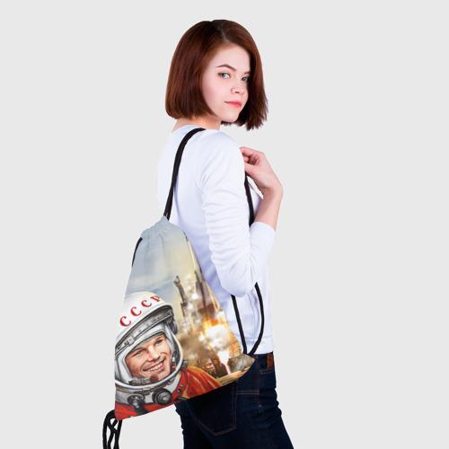 Рюкзак-мешок 3D  Фото 02, Гагарин 8
