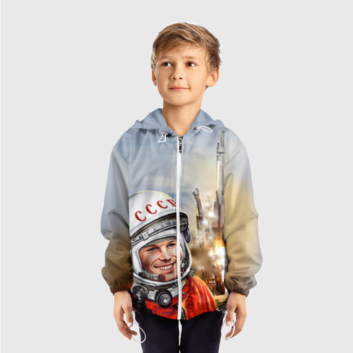 Детская ветровка 3D  Фото 03, Гагарин 8