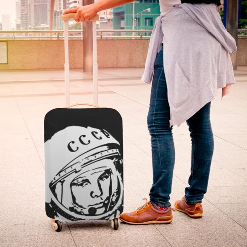 Чехол для чемодана 3D  Фото 04, Гагарин 9