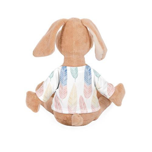 Собачка в футболке  Фото 02, Разноцветные перья