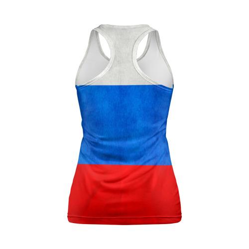 Женская майка 3D спортивная Russia (from 05) Фото 01