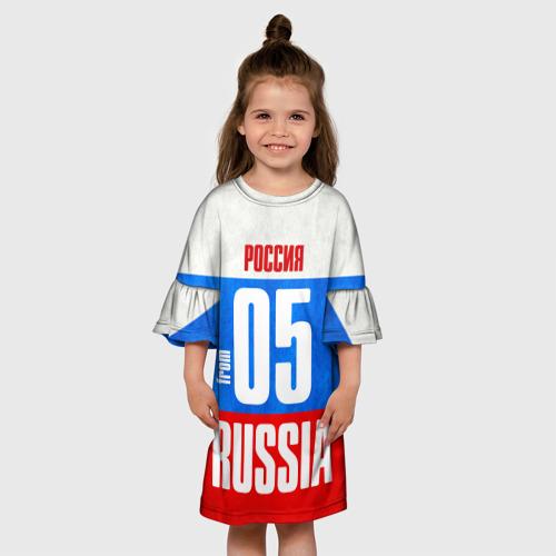 Детское платье 3D Russia (from 05) Фото 01