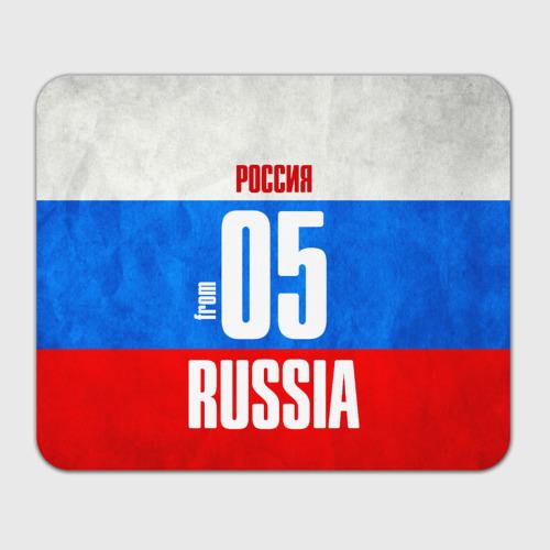 Коврик для мышки прямоугольный Russia (from 05) Фото 01