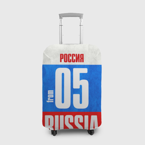 Чехол для чемодана 3D Russia (from 05) Фото 01