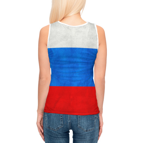 Женская майка 3D  Фото 04, Russia (from 05)