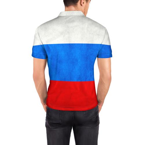 Мужская рубашка поло 3D Russia (from 05) Фото 01