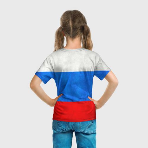 Детская футболка 3D Russia (from 05) Фото 01