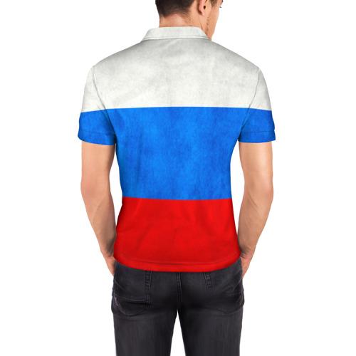 Мужская рубашка поло 3D  Фото 04, Russia (from 12)