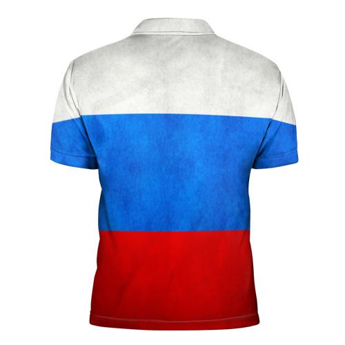 Мужская рубашка поло 3D  Фото 02, Russia (from 12)