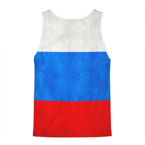 Мужская майка 3D Russia (from 14)