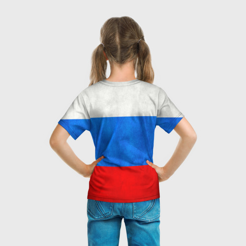 Детская футболка 3D  Фото 04, Russia (from 14)