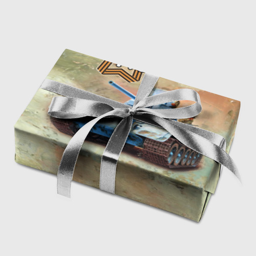 Бумага для упаковки 3D  Фото 05, Победа!