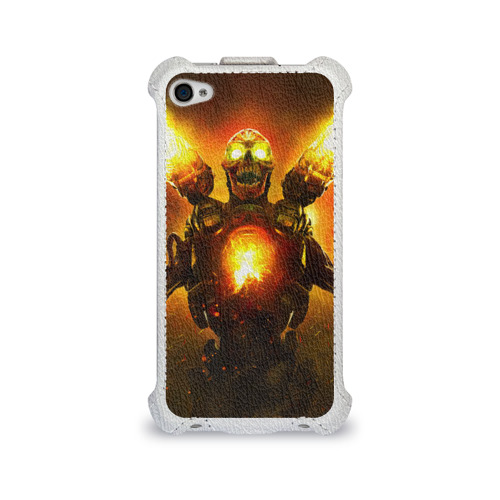 Чехол для Apple iPhone 4/4S flip