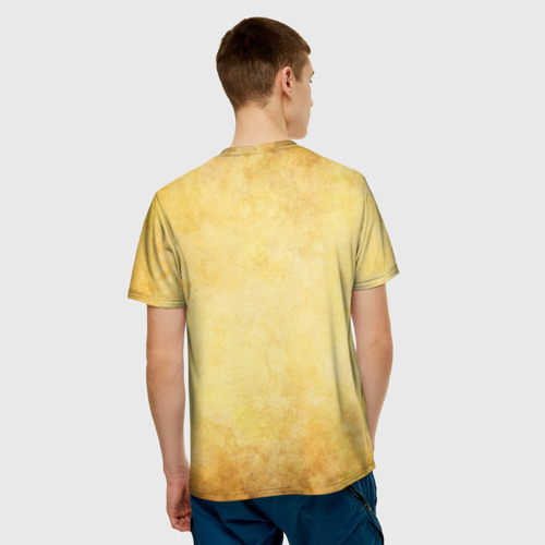 Мужская футболка 3D Знатный клаббер