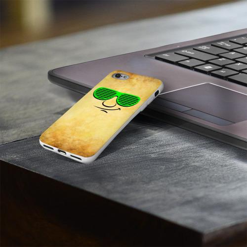 Чехол для Apple iPhone 8 силиконовый глянцевый  Фото 03, Знатный клаббер