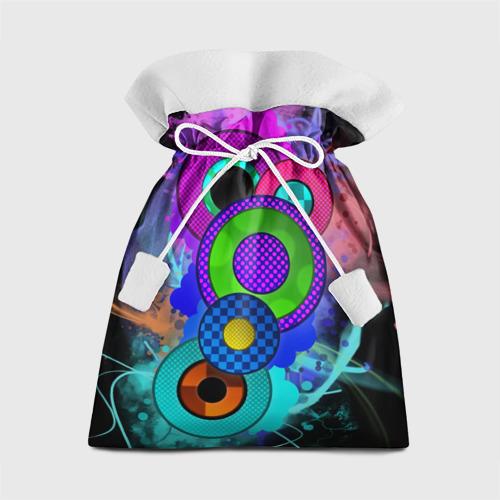 Подарочный 3D мешок Абстракция Фото 01