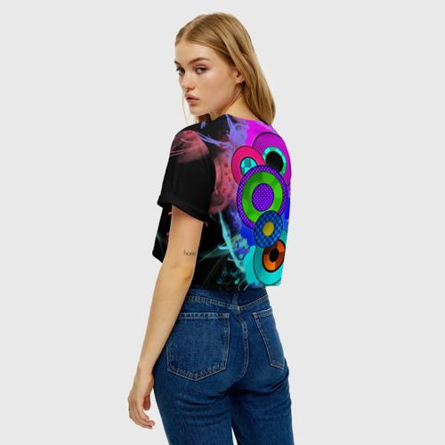 Женская футболка Cropp-top Абстракция Фото 01