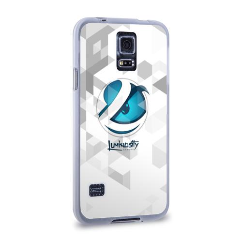 Чехол для Samsung Galaxy S5 силиконовый  Фото 02, Luminosity Gaming