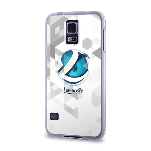 Чехол для Samsung Galaxy S5 силиконовый  Фото 03, Luminosity Gaming