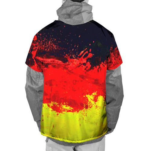 Накидка на куртку 3D  Фото 02, Краски триколор