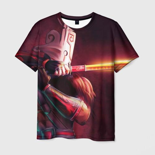 Мужская футболка 3D Juggernaut