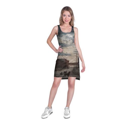 Платье-майка 3D  Фото 03, S.T.A.L.K.E.R.