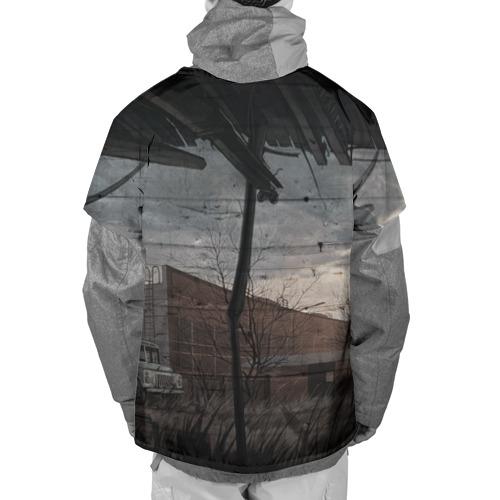 Накидка на куртку 3D  Фото 02, S.T.A.L.K.E.R.