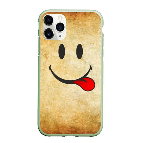 Чехол для iPhone 11 Pro Max матовый Мы на позитиве (R) Фото 01