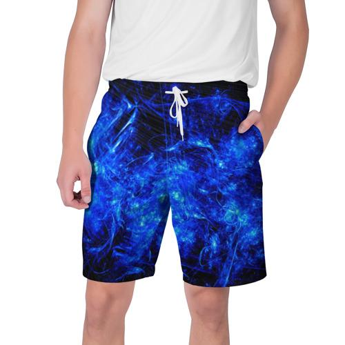 Мужские шорты 3D  Фото 01, Темная материя