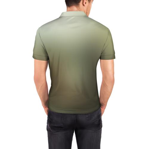 Мужская рубашка поло 3D  Фото 04, Дуэль