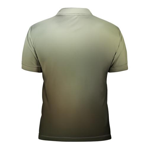 Мужская рубашка поло 3D  Фото 02, Дуэль