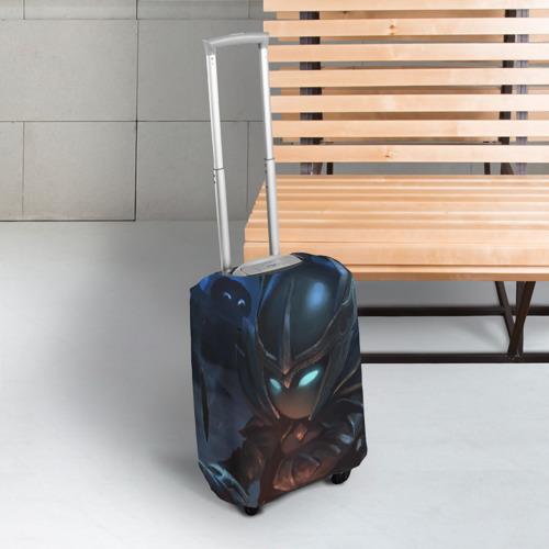 Чехол для чемодана 3D PHANTOM ASSASSIN Фото 01