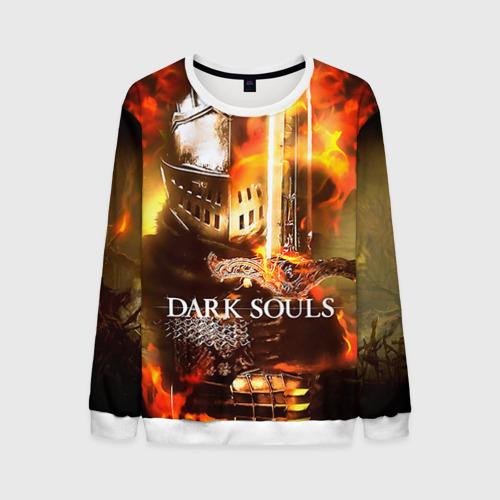 Мужской свитшот 3D Dark Souls 1 от Всемайки