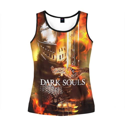 Женская майка 3D Dark Souls 1 от Всемайки