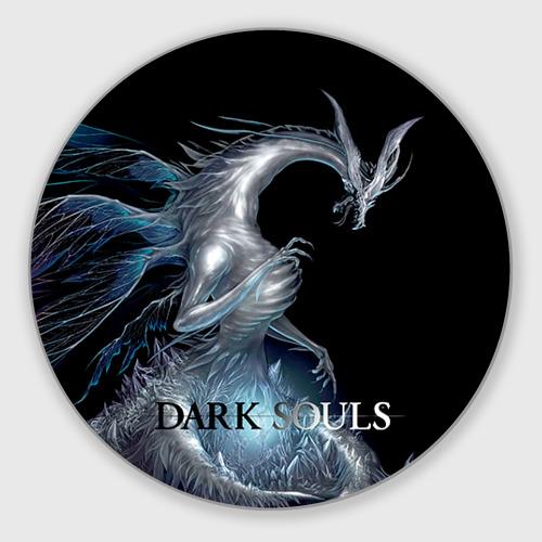 Коврик для мышки круглый Dark Souls 2 Фото 01