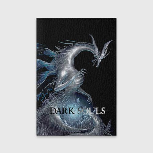 Обложка для паспорта матовая кожа Dark Souls 2 от Всемайки