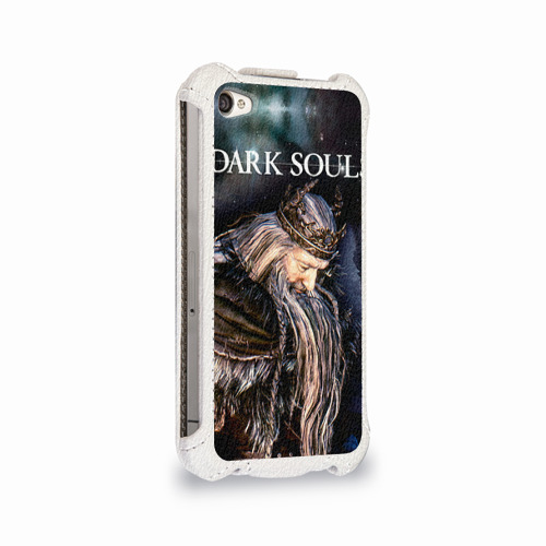 Чехол для Apple iPhone 4/4S flip  Фото 02, Dark Souls 4