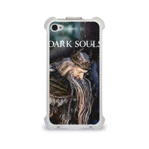 Чехол для Apple iPhone 4/4S flip  Фото 01, Dark Souls 4