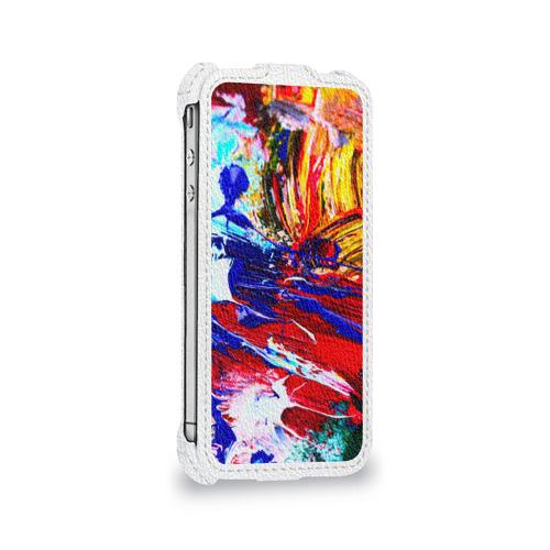Чехол для Apple iPhone 4/4S flip  Фото 05, Краска