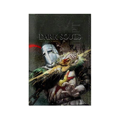 Обложка для паспорта глянцевая кожа Dark Souls 5 от Всемайки