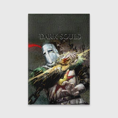 Обложка для паспорта матовая кожа Dark Souls 5 от Всемайки