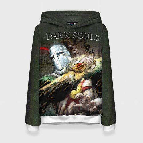 Женская толстовка 3D Dark Souls 5 от Всемайки