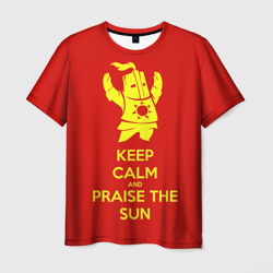 Keep calm and praise the sun