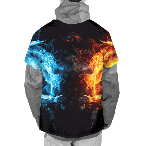 Накидка на куртку 3D  Фото 02, Dark Souls 11