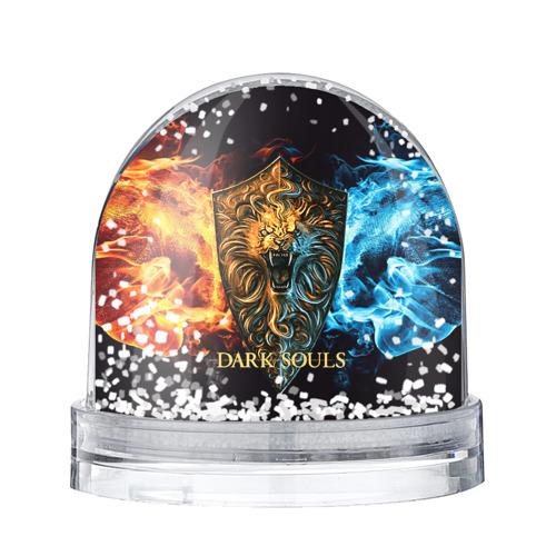 Водяной шар со снегом Dark Souls 11