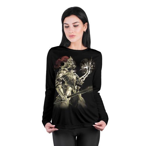 Женский лонгслив 3D для беременных Dark Souls 12 Фото 01