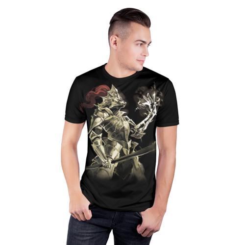 Мужская футболка 3D спортивная  Фото 03, Dark Souls 12